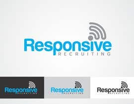 #62 for Design a Logo for Responsive Recruiting by shivamsharmalko