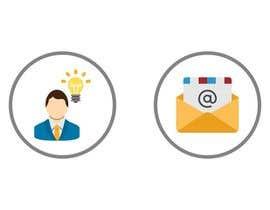 Nro 12 kilpailuun Design 4 Icons for our Contact us page käyttäjältä shaggyshiva