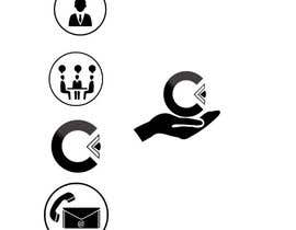#29 for Design 4 Icons for our Contact us page by Omaidkhan