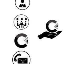Nro 29 kilpailuun Design 4 Icons for our Contact us page käyttäjältä Omaidkhan