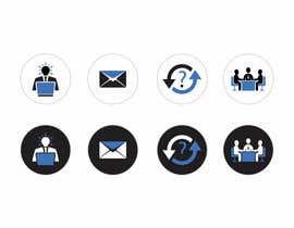 designapt tarafından Design 4 Icons for our Contact us page için no 20