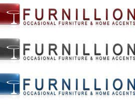 #19 for www.furnillion.com logo redesign af antes73
