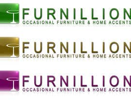 #20 for www.furnillion.com logo redesign by antes73