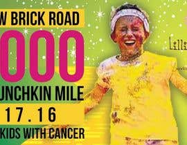 #5 for Yellow Brick Road 5K Banner/Billboard by kraphic