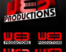 #42 untuk Design a Logo for WE3 Productions oleh sdugin