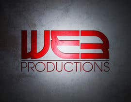 AVvisualdesign tarafından Design a Logo for WE3 Productions için no 1