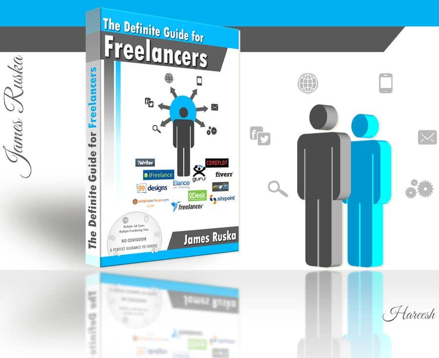 Inscrição nº 6 do Concurso para develop cover for my ebook The Definite Guide for Freelancers