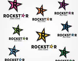 #98 para Logo Design for Rockstar Herbal Incense Company por Sevenbros