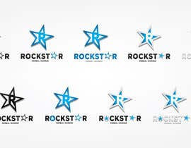 #263 para Logo Design for Rockstar Herbal Incense Company por Sevenbros