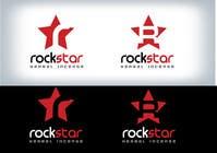 Graphic Design Inscrição do Concurso Nº289 para Logo Design for Rockstar Herbal Incense Company