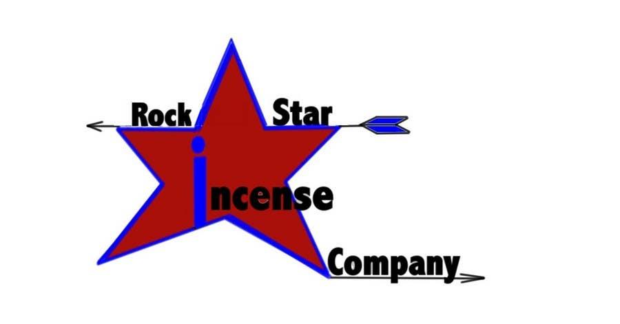 Inscrição nº                                         151                                      do Concurso para                                         Logo Design for Rockstar Herbal Incense Company
