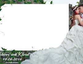 Nro 5 kilpailuun Design a photobooth print layout (S&K) käyttäjältä angelov364