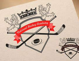 Nro 2 kilpailuun Logo Design Contest for National Hockey Academy  ( NHA ) käyttäjältä Slavajan
