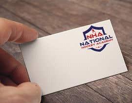 Nro 8 kilpailuun Logo Design Contest for National Hockey Academy  ( NHA ) käyttäjältä MdZohan
