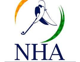 Nro 5 kilpailuun Logo Design Contest for National Hockey Academy  ( NHA ) käyttäjältä gsanta78