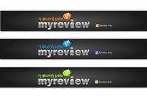 Graphic Design Inscrição do Concurso Nº54 para Logo Design for myreview.gr