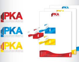 #115 for Design a Logo for PKA by GeorgeOrf