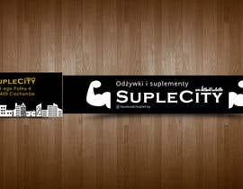 dsquarestudio tarafından Design simple shop banner için no 14