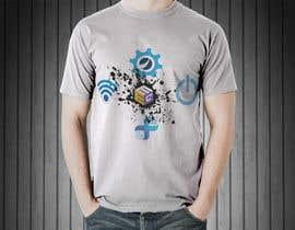 cristinaa14 tarafından EEG Nation Magazine - 2 - Tshirts designed - No generic boring plan stuff için no 12
