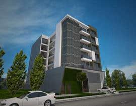 hmichane tarafından Realistic 3D Render of a building için no 35