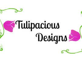 #9 for Design a Logo for Tulipacious Designs af psihomodopop