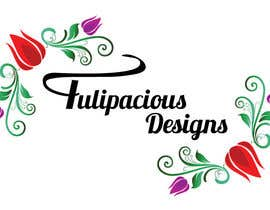 #13 for Design a Logo for Tulipacious Designs by CreativeHands1