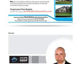 nº 29 pour Design a Real Estate postcard par cybermaxdesign
