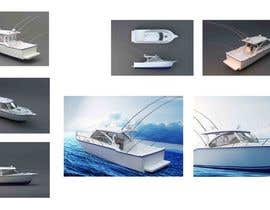 #23 for Sports Fishing Boat Design by CamAnhh