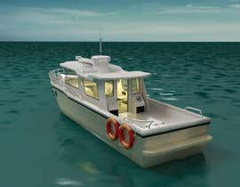 #17 for Sports Fishing Boat Design by creartarif