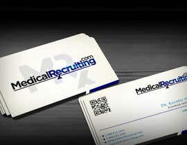#46 untuk Design some high end Business Cards for Recruiting Company. oleh rashedhannan