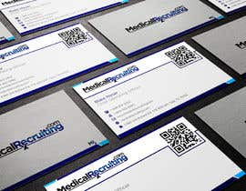 #49 para Design some high end Business Cards for Recruiting Company. por alkalifi
