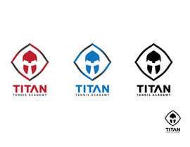 Gauranag86 tarafından Titan Tennis Academy Logo and Branding için no 21