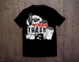 #7 for Design a T-Shirt called Furry Trash by japinligata