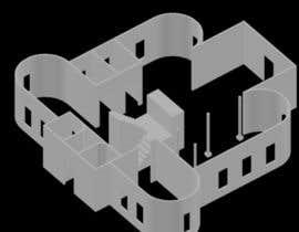 Nro 27 kilpailuun Design of double storey house in Ireland käyttäjältä jhosser