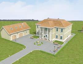 Nro 21 kilpailuun Design of double storey house in Ireland käyttäjältä vzivanovic88