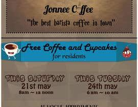 Nro 31 kilpailuun Free Coffee and Cupcakes! käyttäjältä parulpandey01