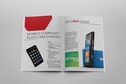 #19 for Design a Brochure for BOLD! Mobile Community Platform by Olywebart