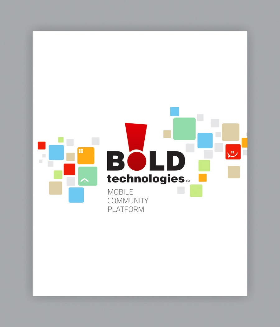 #20 for Design a Brochure for BOLD! Mobile Community Platform by sanjiban