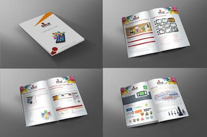 #8 for Design a Brochure for BOLD! Mobile Community Platform by xtreemsteel