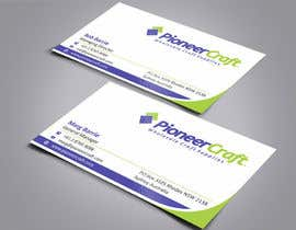 Nro 225 kilpailuun Business Card Design käyttäjältä ezesol