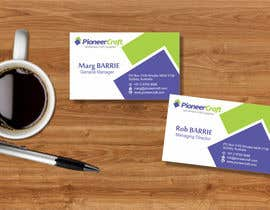 nº 194 pour Business Card Design par mgliviu