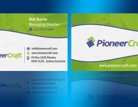 #217 for Business Card Design af linokvarghese