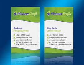 #231 for Business Card Design by linokvarghese