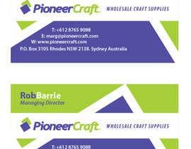nº 236 pour Business Card Design par r063rabad