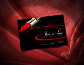 #320 para Business Card Design for Ilaria Di Lauro - Make-up artist por Zveki