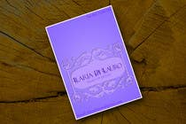 Graphic Design Конкурсная работа №297 для Business Card Design for Ilaria Di Lauro - Make-up artist