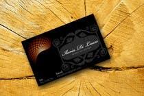 Graphic Design Конкурсная работа №296 для Business Card Design for Ilaria Di Lauro - Make-up artist