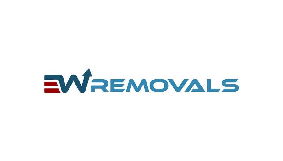 Kilpailutyö #32 kilpailussa Design a Logo for EW Removals