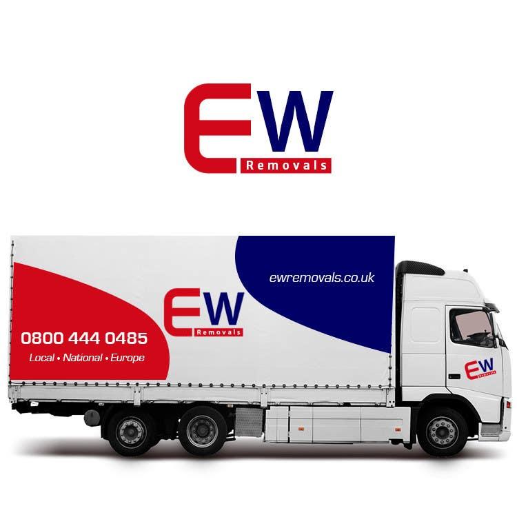 Kilpailutyö #102 kilpailussa Design a Logo for EW Removals