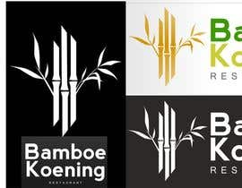 nº 30 pour Design a Logo for a restaurant in bali with unique structure par alpzgven